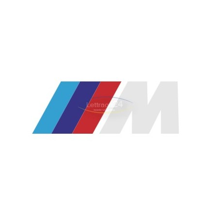 BMW M LOGO sticker