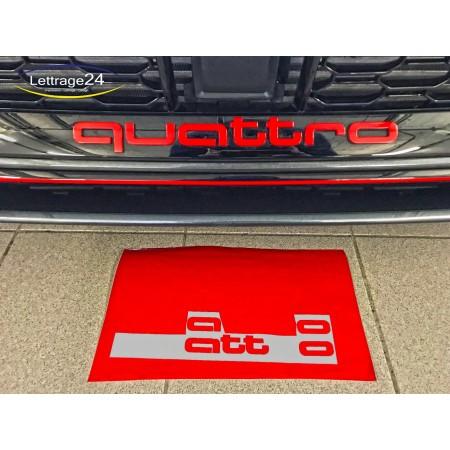 Front Logo quattro RS3