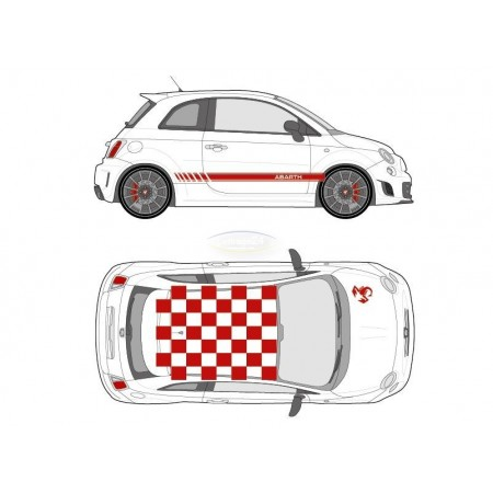 Kit Décor Abarth