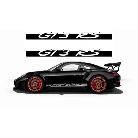 Porsche GT3 RS Bandes