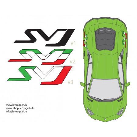 Lamborghini huracan SVJ