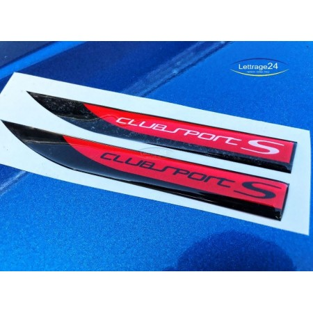 Golf Clubsport S Fender Emblem