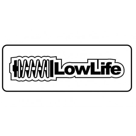 LowLife Sticker