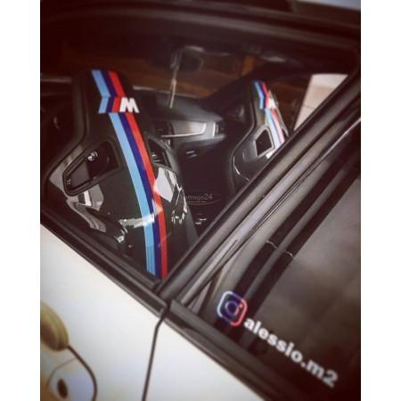 BMW M2 baquets M