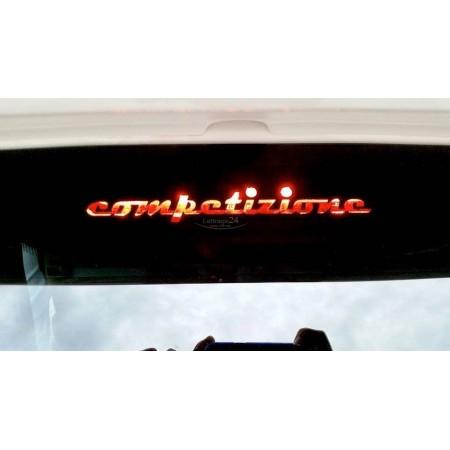 3ième stop personnalisé 500 FIAT / ABARTH
