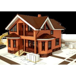 Autocollants / Lettrages bâtiments, maison, parking